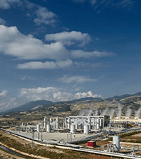 Kızıldere II Geothermal Power Plant