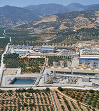 Kızıldere III Geothermal Power Plant