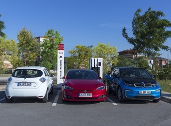 ZES is heading down to the Aegean and Mediterranean coasts with new electrical charging stations