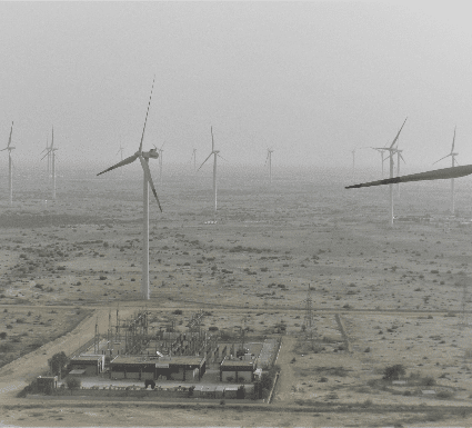 Jhimpir Wind Power Plant Phase I