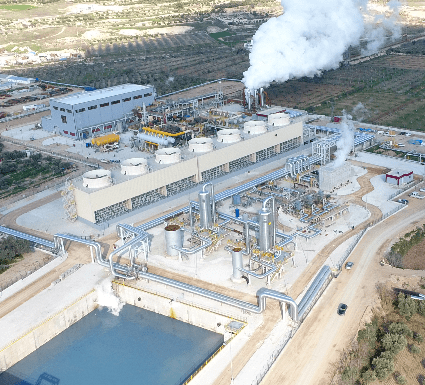 Kızıldere-3 Geothermal Power Plant Unit 2