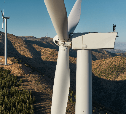 Sarıtepe - Demirciler Wind Power Plant